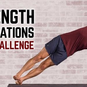 Strength Foundations Challenge AMA & Overview - Starts Mon, April 6!