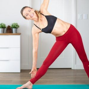 Strengthening Yoga Workout For Abs & Thigh Sculpting