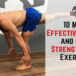 The 10 Most Effective Glutes and Core Strengthening Exercises
