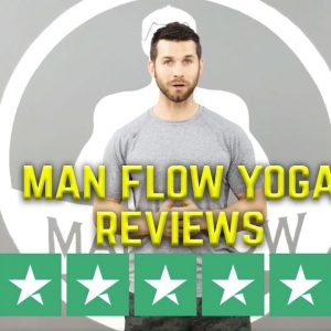 The Man Flow Yoga Reviews Are In | 4.8 out of 5 Stars!