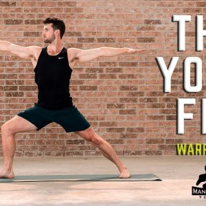 The Yoga Fix #8 | Warrior 2, Lead With Your Hips | #yogaformen