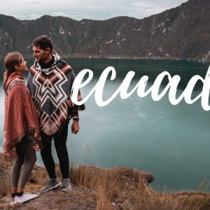 They say it's the heart of the earth: Ecuador
