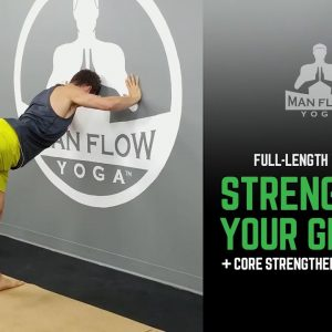 Strengthen Your Glutes + Core Strengthening Exercises | Full-Length Workout