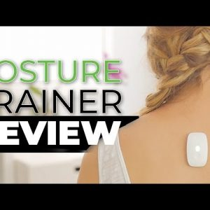 UPRIGHT GO Product Review by a Yoga Teacher & Mom | Posture Trainer