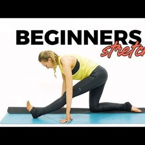 Detox Yoga Fusion Day 2: Beginner Total Body Stretch (30-Min) New Year 2018 Challenge