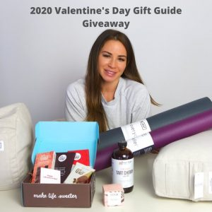 Valentine's Day Gift Guide Giveaway Yoga