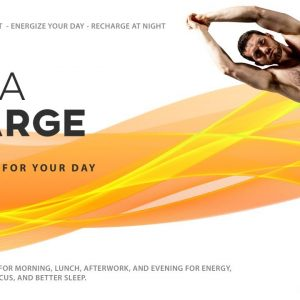 NEW Yoga Charge Program Released! (FREE Streaming Access with DVD Purchase)
