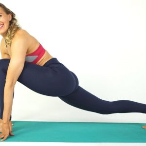 Yoga for Core - Strength & Flexibility Slow Burn Workout At Home