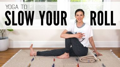 Yoga To Slow Your Roll  |  Yoga With Adriene