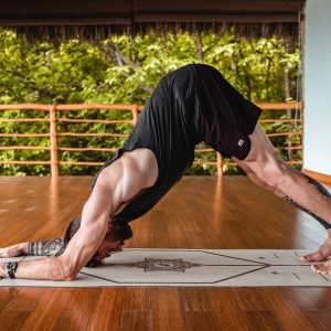 Yoga Class with Long Strong Holds and Breathing Exercises: Be Calm & Strong