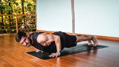 Strong Yoga Workout for Next Level Strength