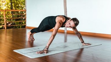 Total Body Yoga Workout - You're Strong!