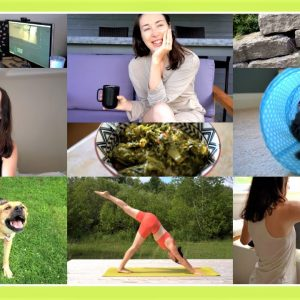 A day in the life... YOGA TEACHER VLOG