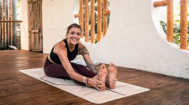 10 Minute Stretches to Calm Down & Feel Great