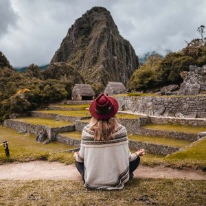 A Guided Meditation at Machu Picchu for Peace, Joy and Calm