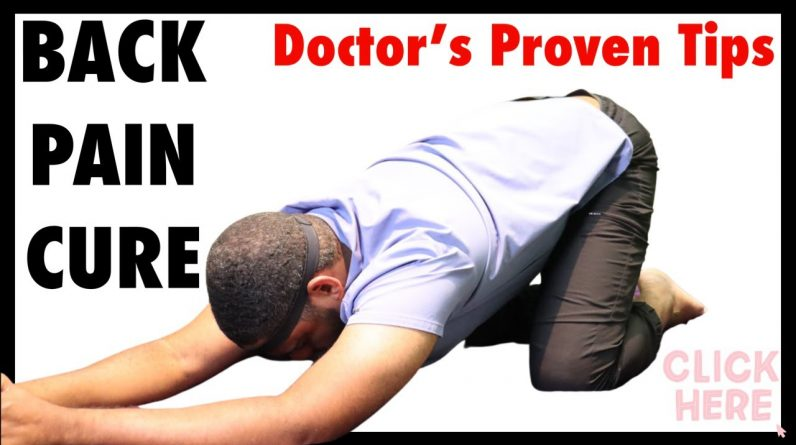 How to Eliminate All Your Back Pain Right Now!