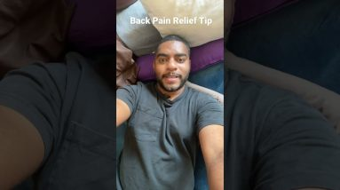 How to Solve Your Back Pain